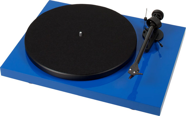 Pro-Ject Debut Carbon Phono USB Blue 0