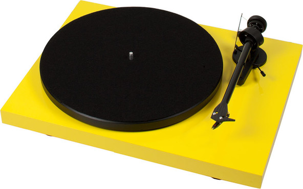 Pro-Ject Debut Carbon Phono USB Yellow 0