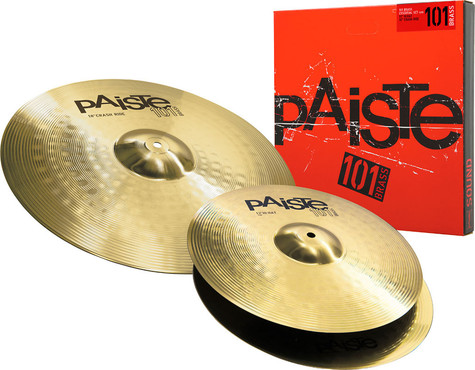 Paiste 101 Brass Essential Set (13/18) 0