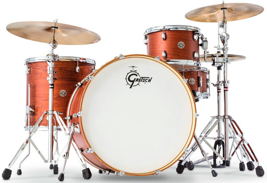 Gretsch Catalina Club Rock CT1-R444-SWG Satin Walnut Glaze 0