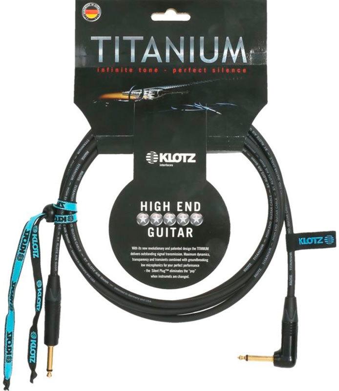 Klotz кабель гитарный