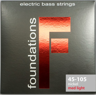 SIT Bass Foundations Medium Light FN45105L (45-105) 0