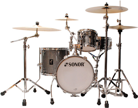 Sonor AQ2 Martini Set Titanium Quartz 0