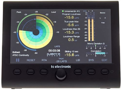 TC Electronic Clarity M Stereo 0