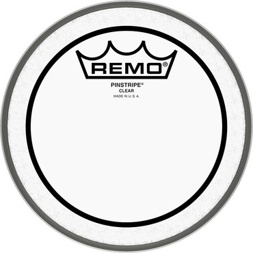 Remo Pinstripe Clear PS-0306-00 0