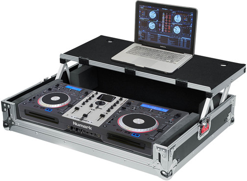 Gator G-TOUR DSPUNICNTLB Medium DJ Controller Road Case 0