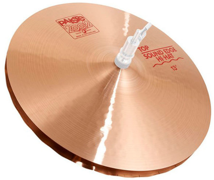Paiste 2002 Sound Edge Hi-Hat 13'' 0