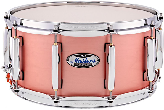 Pearl Masters Maple Complete MCT1455S C838 Satin Sakura Coral 0