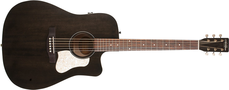 Art & Lutherie Americana Faded Black CW QIT 0
